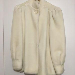 Vintage Faux Fur Casper coat